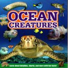 Ocean Creatures - Learn about all Dolphins, Sharks, and more with Fun Facts! - Children Book
