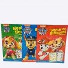 Dreamtivity Nickelodeon Paw Patrol Pre-K Preschool Learning workbooks