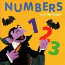 123 Sesame Street Kindergarten Educational Workbooks - Numbers with The Count