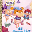 All Grown Up? (Rugrats) (Little Golden Book)