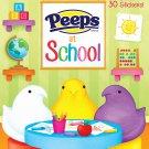 Peeps at School (Peeps) (Step into Reading)