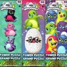 Hatchimals - 50 Piece Tower Jigsaw Puzzle (Set of 3)