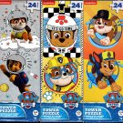 Nickelodeon Paw Patrol - 24 Pieces Tower Jigsaw Puzzle (Set of 3)