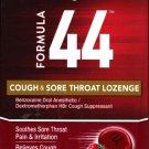 Vicks Formula 44 Cough & Sore Throat Lozenge