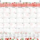 2021-2022 Academic Year 12 Months Student Calendar/Planner for 3-Ring Binder -v020