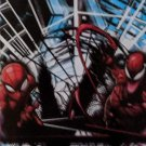 Marvel 100-Piece Puzzle Featuring Spider-Man and Carnage in a Web