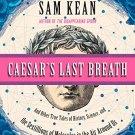 Caesar's Last Breath: Decoding the Secrets of the Air Around Us Book