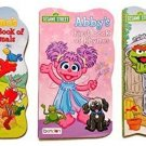 Sesame Street First Book of Animals, Rhymes, Manners, Board Books Set of 3