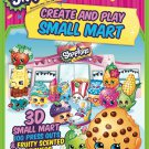 Shopkins Create and Play Small Mart Novelty Book