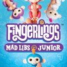 Fingerlings Mad Libs Junior Paperback Book