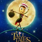 TALL TALES ANIMATED MOVIE DVD