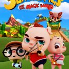 3 LIttle Pigs and the Magic Lamp DVD