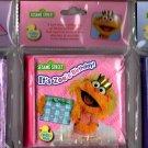 Sesame Street Bath Time Bubble Book - Children's Book (Set of 3 Books)