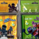 Sesame Street Bath Time Bubble Book - Children's Book (Set of 2 Books)