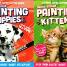 A Paint with Water - Animal Rescue Painting Kittens and Painting Puppies - Just Add Water - v3
