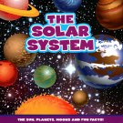 The Solar System - Children's Soft Cover Fun Facts Book