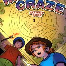 Maze Craze Activity Book for Kids Easy Medium Hard Levels - v5
