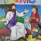 Bible Fun Colortivity I am The Way Kids Coloring Book