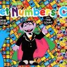 Sesame Street Workbooks Preschool (Set of 2 Workbooks) - Alphabet, Numbers and Colors)