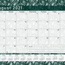 2021-2022 Academic Year 12 Months Student Calendar/Planner for 3-Ring Binder -v025