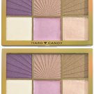 Hard Candy Just Glow Highlighting Palette (1382 - Struck by Light) (Set of 2)