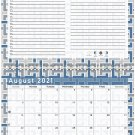 2021 - 2022 Academic Year 12 Months Student Calendar / Planner (Edition #014)