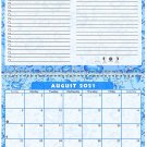 2021 - 2022 Academic Year 12 Months Student Calendar / Planner (Edition #024)