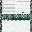 2021 - 2022 Academic Year 12 Months Student Calendar / Planner (Edition #025)