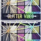 Hard Candy Glitteratzi Glitter Palette, Glitter Vibes #1676 (Set of 2)