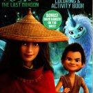 Disney Raya and The Last Dragon - Jumbo Coloring & Activity Book v3