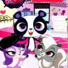 Littlest Pet-shop - Party Time - Jumbo Coloring & Activity Book