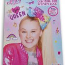 JoJo Siwa ''Yas Queen'' Coloring and Activity Book with Bonus Door Hanger on Back - 80 Pages