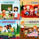 I am - Children's Board Book (Set of 4 Books)