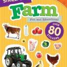 My Favorite Sticker Book: Farm (My Favorite Sticker Books)