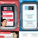 Global  Beauty Care CoQ10 + Aloe Vera Makeup Cleansing Wipes 60 serviettes (Set of 2)