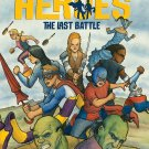 The Last Battle (Secondhand Heroes) Book