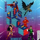 Justice League Multi character - 16 Pieces Jigsaw Puzzle