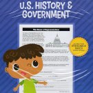 Teaching Tree U.S History & Government - Worksheets Workbook - Aligned with Standards