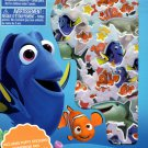 Disney Pixar Finding Dory - Includes Puffy Stickers 4 Sheet Sticker Book