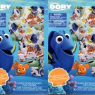 Disney Pixar Finding Dory - Includes Puffy Stickers 4 Sheet Sticker Book Set of 2