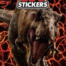 Jurassic World - Over 150 Stickers 4 Sheet Sticker Book