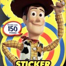 Disney Pixar Toy Story 4 - Over 150 Includes Stickers Collection Book