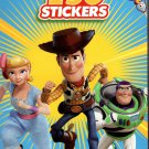 Disney Pixar Toy Story 4 - Over 150 Includes Puffy Stickers Collection Book