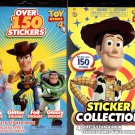 Disney Pixar Toy Story 4 - Over 150 Includes Puffy Stickers Collection Book Set