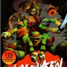 Teenage Mutant - Halloween Heroes - 125 Includes Stickers Collection Book