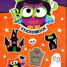Whoo Said Boo? - Stickers Book - 314 Stickers - Halloween Themed