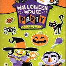 Halloween House Party - Stickers Book - 262 Stickers - Halloween Themed
