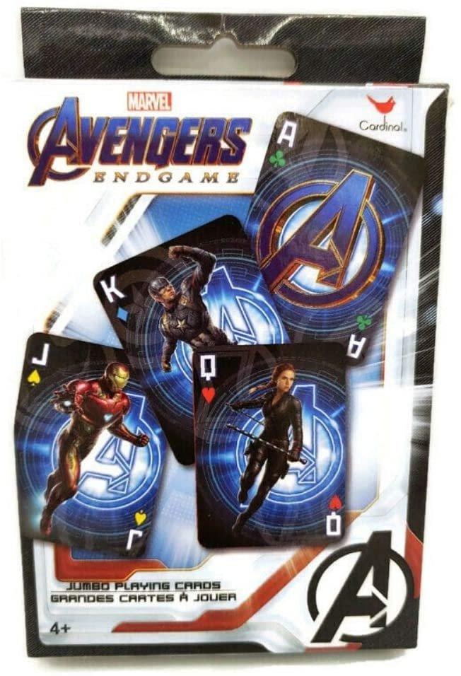 Avengers Jumbo Playing Cards