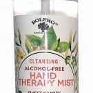 Bolero Cleansing Alcohol - Free Hand Therapy Mist Sweet Orange + Jojoba 5fl oz 147.8ml