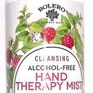 Bolero Cleansing Alcohol - Free Hand Therapy Mist Raspberry + Fresh Mint 5fl